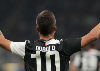 Juve's Dybala loving life under Sarri after tough close season