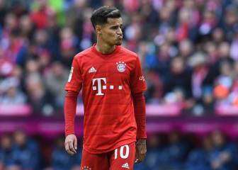 Coutinho called out for lack of involvement at Bayern