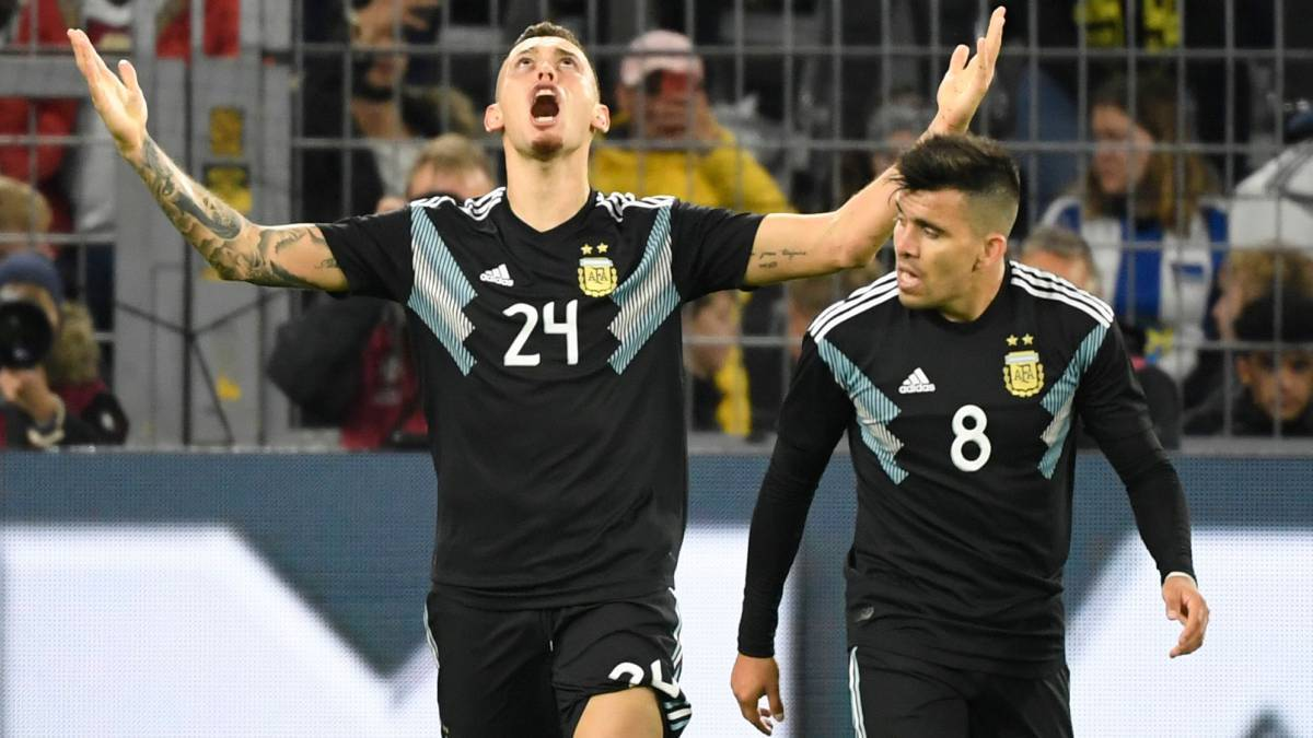 Germany 2 2 Argentina International Friendly As Com