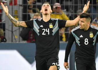 Spoils shared as Argentina stun Germany with late comeback