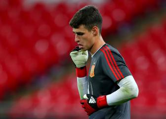Chelsea's Kepa would like a return to Athletic