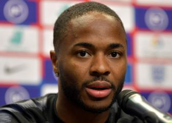 England fostering winning mentality for Euro 2020 bid - Sterling