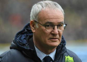 Claudio Ranieri appointed new Sampdoria head coach