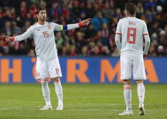 Spot-kick King saves Norway from defeat against Spain