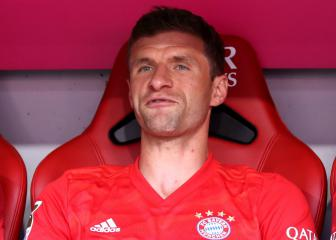 Müller will stay at Bayern Munich, says Rummenigge
