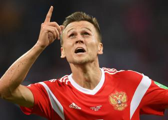 Cheryshev helps Russia to book their place at Euro 2020