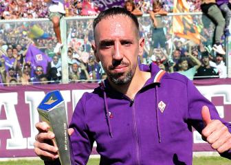 Ribery and Fiorentina was