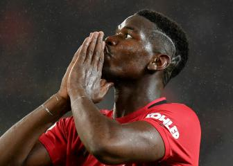 Man United vs Liverpool: Pogba makes one-sided combined XI