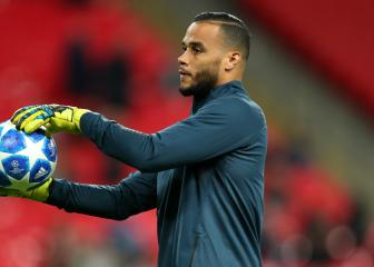 Tottenham re-sign Michel Vorm as cover for injured Hugo Lloris