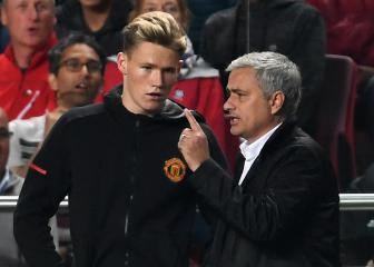 Man Utd's McTominay has a 'special' advisor after games