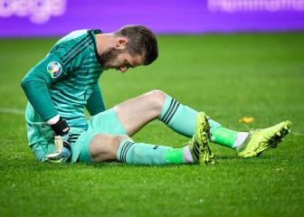 Dea Gea doubt for United-Liverpool after Spain injury