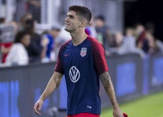Tearful Pulisic subbed off in USA-Canada clash