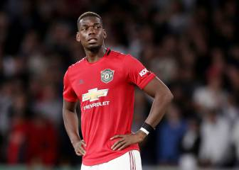 Pogba out, De Gea unlikely as United welcome Liverpool