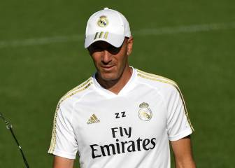 Zidane provides the antidote to the 'FIFA virus'