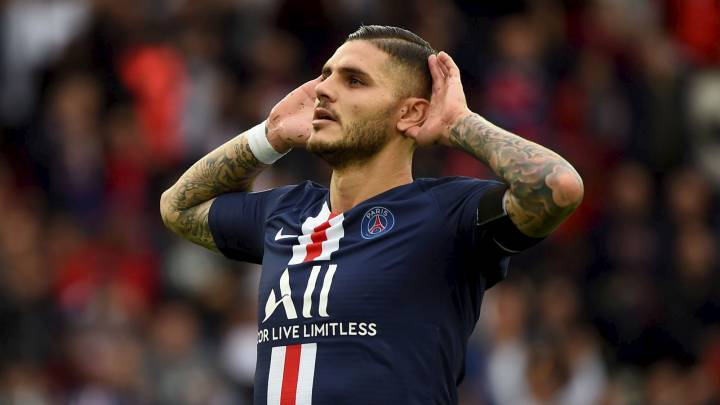 Icardi Leaves Door Open To Psg Exit As Com