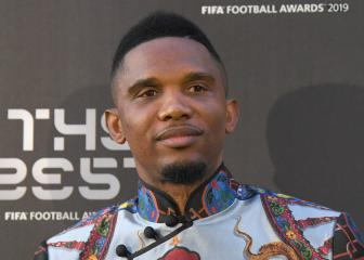 Eto'o open to Mallorca return to kick-start coaching career