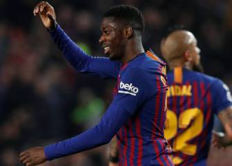 Postponing El Clásico is good news for Dembélé