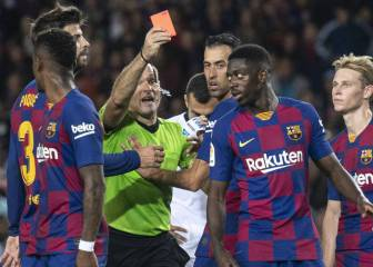 Barcelona lose appeal over Dembélé's two-match ban