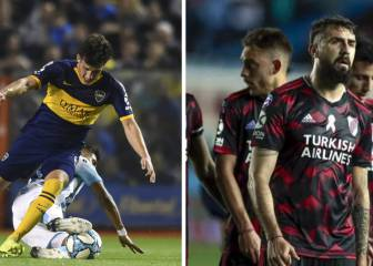 Mixed fortunes for Boca and River ahead of Libertadores semi