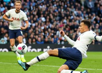Alli saves Spurs as Chelsea and Leicester City march on