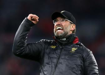 Klopp urges players to show 'biggest balls' against United