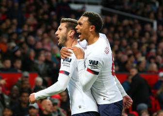 Late Lallana leveller earns Liverpool point at Old Trafford
