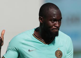 Inter Milan striker Lukaku hails