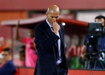 Seven issues for Zidane to address at Real Madrid