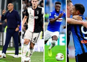 Five talking-points from match-day 8 in Serie A