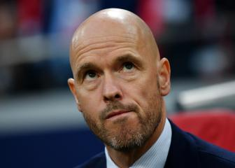 Ajax boss Ten Hag refuses to rule out return to Bayern Munich