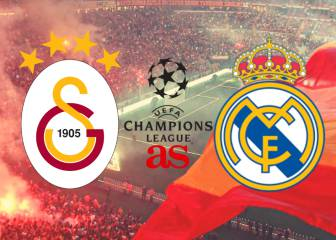 Galatasaray vs Real Madrid: how and where to watch