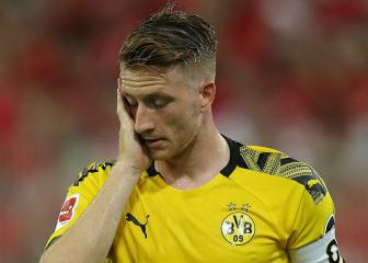 Reus adds to Dortmund's injury woes for Inter clash