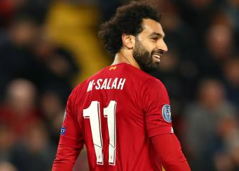 Salah rejoins Liverpool training ahead of Genk clash
