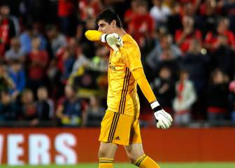 Real Madrid eye Spain under-21 keeper to replace Courtois