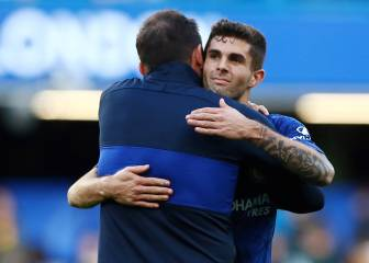 Pulisic's decisive display against Ajax delights Lampard