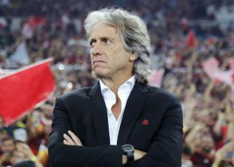 Jorge Jesus hoping third time proves a charm with Flamengo