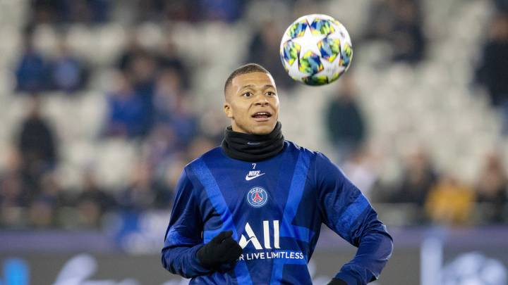 Mbappe Number One 2020 21 Season Priority For Real Madrid As Com