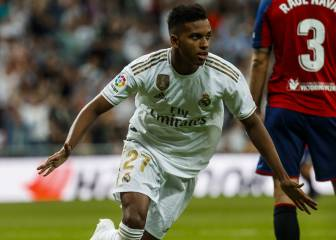 Rodrygo gets first Brazil call up, no place for Vincius