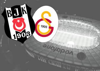 Besiktas vs Galatasaray: how and where to watch