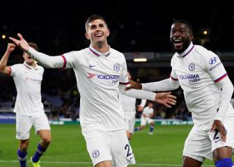 Forget Hazard: Chelsea fans delight after hat-trick hero Pulisic masterclass