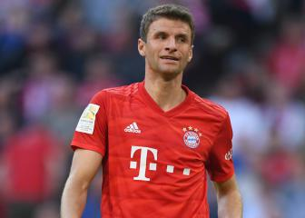 Bayern rule out Müller sale amid United rumours