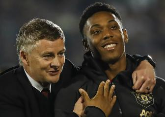 Solskjaer explains why Martial stayed at Manchester United