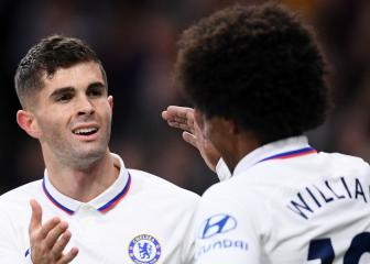 Pulisic lost for words after perfect display at Burnley