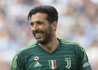 Sarri's plan for Juventus is coming together claims Buffon
