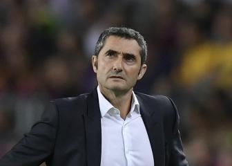 Valverde: Barcelona players will solve any issues internally