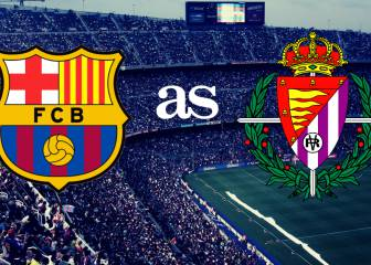 Barcelona vs Real Valladolid: how and where to watch