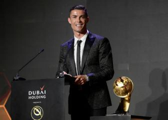 Messi and Ronaldo up for Globe Soccer Award