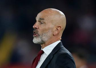 Pioli admits AC Milan have not been good enough