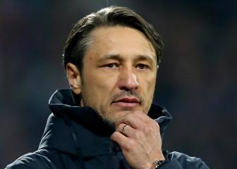 Kovac in firing line for Frankfurt fan comments