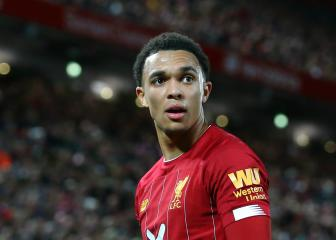 Alexander-Arnold wants to be a one-club man